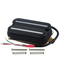 Black Color Dual Hot Rail Pickup Electric Guitar Humbucker Neck/Bridge Pickup