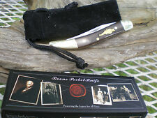 DB05KF Boone Knife Co. Tennessee Toothpick Pocket Knife Daniel Boone