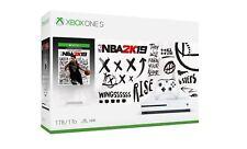 Microsoft Xbox One S Console 1TB - NBA 2K19 Bundle