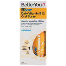 Better You Boost Daily Vitamin B12 Oral Spray 25ml (Help Boost Energy Levels)