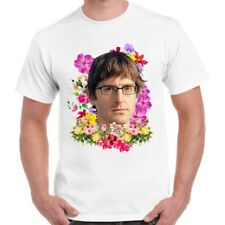 Louis Theroux Documentary Filmmaker Retro T Shirt 1259