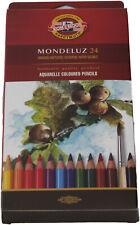 Mondeluz 24 Aquarell Stifte in der Faltschachtel