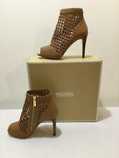 Michael Kors Augustine Leather NIB Open Toe Sandals 6.5M