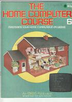 THE HOME COMPUTER COURSE Magazine Issue 6 - Atari 400 & 800 (1985)