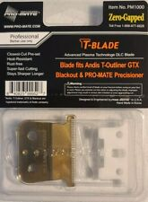 Andis T-Outliner Gold Blade w/Ceramic Cutter Zero-gapped #04521 by Pro-mate