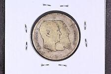1880 1 Franc Belgium - Silver - KM# 38