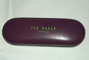 Ted Baker  London - Hard Glasses Case in Deep Purple