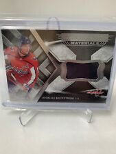2018-19 UPPER DECK SPX EXTRAVAGANT MATERIALS NICKLAS BACKSTROM CAPITALS