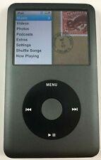 Apple iPod Classic 7th Generation Black 120 GB Nice Condition 90 DAY WARRANTY