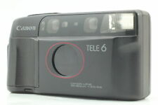 [Near MINT] Canon Autoboy TELE6 DATE  Point & Shoot Film Camera  From JAPAN #110