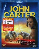 John Carter [New Blu-ray] Bonus DVD, Dolby, Digital Theater System, Dubbed, Su