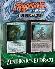 Zendikar vs. Eldrazi Duel Deck - ENGLISH - Sealed  Brand New MTG MAGIC ABUGames