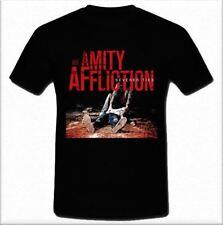 The Amity Affliction Severed Ties Australian metalcore T-shirt Tee S M L XL 2XL