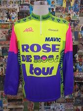 maglia body ciclismo bike shirt maillot trikot CAMPAGNOLO TG 6 D248