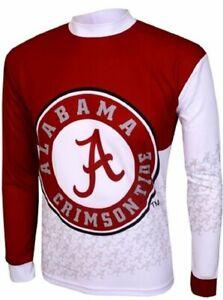 NCAA Men's Adrenaline Promotions Alabama Crimson Tide MTB Cycling Jersey