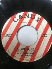 """Rockabilly 45/ D.C. Rand & Jokers """"Shake It Up""""     Hear!"""
