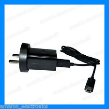 100% OEM ORIGINAL 1.2 Amp Motorola Charger for RAZR Electrify DEFY Atrix Photon