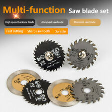 High Speed Steel Cutting Blade Set Is Suitable For Electric Grinding Wood Jade l