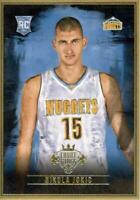 15/16 Nikola Jokic Panini Court Kings Rookie Portraits RC #30  Denver Nuggets