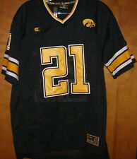 d09d91db0 Vintage Pre-Owned Iowa Hawkeyes  21 Colosseum Football Jersey (Black) Youth  XL