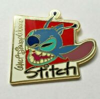 Disney Pin Badge WDW - Colorful Box Characters (Stitch)