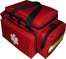 Rescue Emergency Bag Trauma 112 Rescue Fire Emergency Service , red