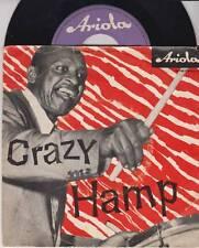 EP,-Maxi-(10,-12-Inch) Single 7'' Vinyl-Schallplatten (1960er) mit Jazz & Weltmusik