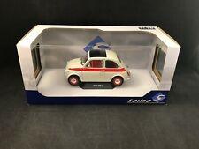 Solido 1960 Fiat Nuova 500 Sport 1:18 Scale Diecast S1801401 New in Box