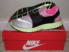 Nike Lunarfly 306 City Pack Collection QS Shanghai Platinum Mens Size 10 DS NEW!
