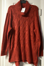 Women's Sonoma Red The Supersoft Sweater Size XL