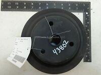 Chevy Silverado Crank Pulley Crankshaft 99 GMC Sierra 1500 4.3 Liter 10085754