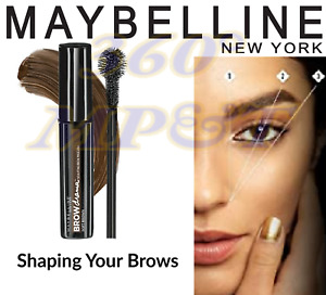 Maybelline Eyebrows Sculpting Brow drama Mascara CHOOSE YOUR SHADE, NEW LOT's