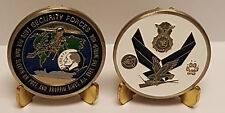 Security Forces Challenge Coin
