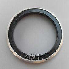 "40 x 52 x 6.5mm 36°x45° 2RS Taper ACB Angular Contact Bearing for 1-1/2"" Headset"