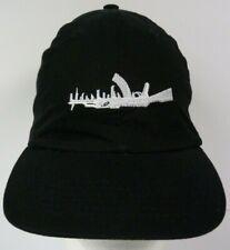 Black Upside Down AK-47 city logo Embroidered Baseball hat cap Adjustable Strap