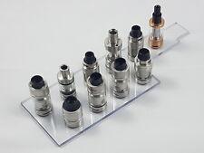 Halter Verdampfer Plexi  OBS Crius 2 RTA E-Zigarettenhalter NO.P215 Dampfständer