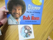 Bob Ross 3 Hour Workshop DVD &&&&  Discover the Joy of Painting Book