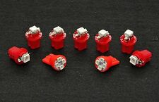 CLK+ E Klasse rote high Power SMD-LED Tacho Beleuchtung Mercedes W208 W210 rot