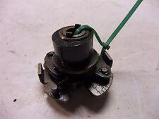 Honda CB750 DOHC HM425B. Engine ignition timing advance
