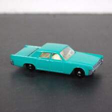 Vintage Matchbox Series No.31 Lincoln Continental Made in England by Lesney