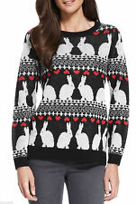 Marks and Spencer Women's Medium Knit Acrylic Jumpers & Cardigans