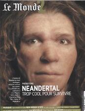 Le Monde 2   N°125   8 Juillet 2006: Neanthertal Cahiers du cinema Voyageuses