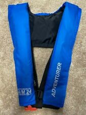 Four West Marine Adventurer Automatic Inflatable Life Jackets - Purchased 6/20