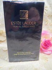 ESTEE LAUDER-TRAVEL EXCLUSIVE-EYE COLOR LUXURIES-6 GREAT SHADES-NIB/SEALED!!
