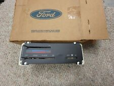 1984-90 ESCORT 1984-88 EXP 1984-87 LYNX HEATER CONTROL W/O AIR COND E4FZ-18549-A
