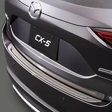 Genuine Mazda CX-5 2012-2017 Rear Bumper Step Plate - KD53-V4-080A