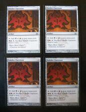 4x Rakdos Cluestone - Dragon's Maze