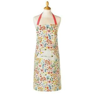 Adults  Apron Cotton   BEE HAPPY Design 100%  Cotton  from Cooksmart