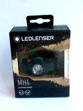 LED LENSER MH4  500952 Kopflampe Stirnlampe 200lm Outdoor Angeln Jagd schwarz