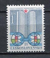 33293) CZECHOSLOVAKIA 1979 MNH** COMECON 1v